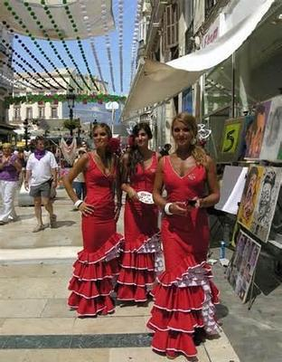 Andalusian Gitanas