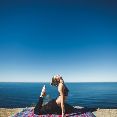 Private yoga lessons?