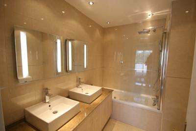 Bathroom in Mijas Golf