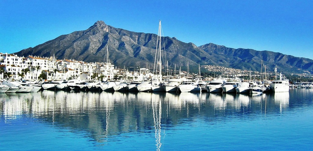 Marbella Puerto Banus The Exclusive Playground