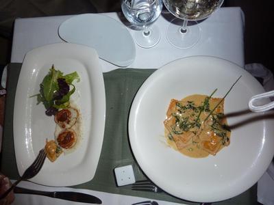 our starters at Casa Tua Marbella