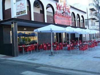 Restaurant Wok San Pedro