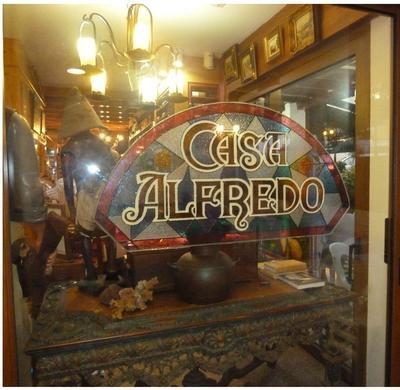 Alfredo restaurant San Pedro de Alcantara