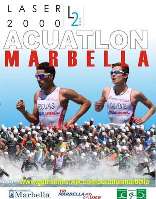 Race and Swim in Marbella