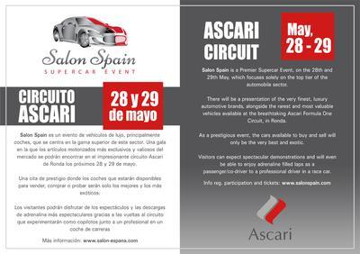 Supercar Event in Marbella