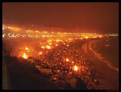 San Juan Night 2010