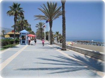 San Pedro de Alcantara beach
