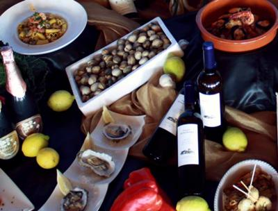 Seafood-Season at the Kempinski Hotel with Lobster, Mussels, Oysters and much more...!