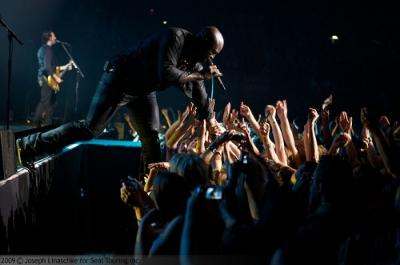Seal Concert Marbella 2010