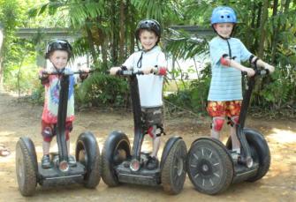 Segway Malaga Tours for kids