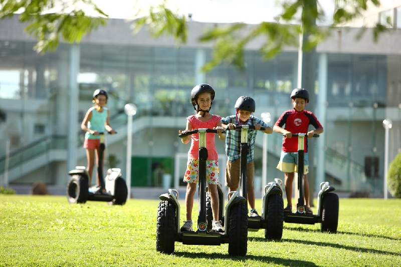 Segway Malaga Tours for fun!