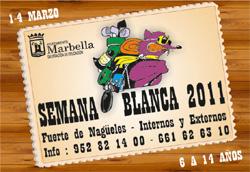 Semana Blanca camp 2011 in Fuerte Nagueles