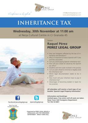 Seminar: Inheritance Tax