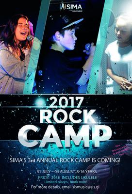 SIMA ROCK CAMP