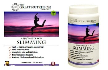Assistance for slimming
