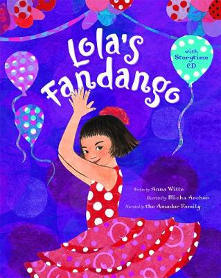 LOLAS FANDANGO - AVAILABLE OCTOBER 2011 - JUST PERFECT FOR EXPAT CHILDREN LIVING IN SPAIN!