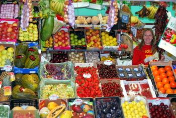 Great market produce