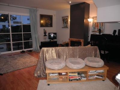 Spare bedroom available