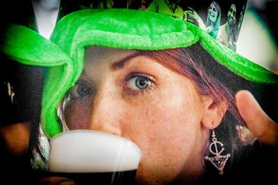 St Patricks Festival Marbella with Guiness