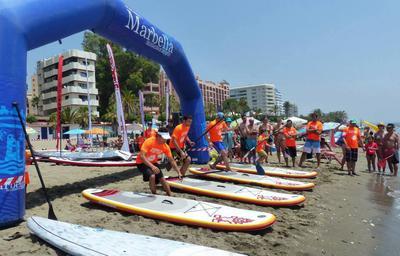 Marbella SUP Festival 2014
