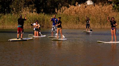 Stand Up Paddle Course in Marbella