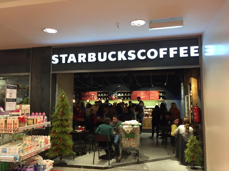 Starbucks Marbella