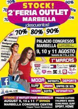 Stock Feria Outlet Marbella