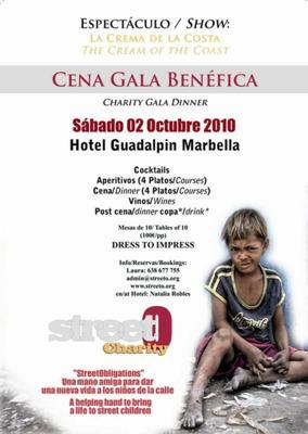 Street O Gala Charity Dinner