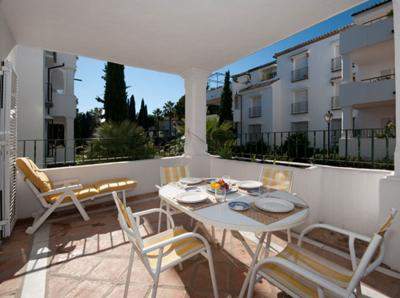 A011 - 2 bed apartment, El Presidente, New Golden Mile