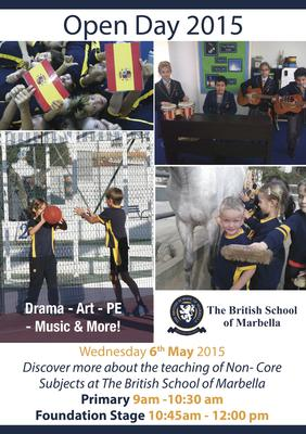The British School of Marbella Open Day