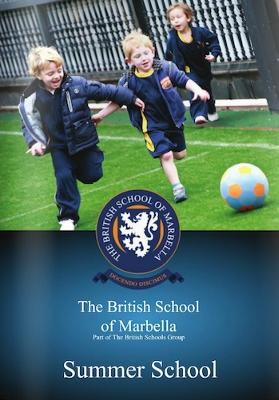 The British School of Marbella summer school
