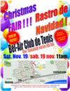 Anglican church charity Christmas fair