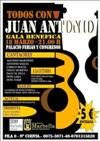 Benefit flamenco concert for Juan Antonio
