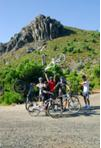 Team Xtreme mountain bike tour