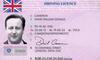 Spanish Driving License