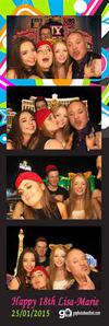 Marbella Photo Booth Green-Screen Strips