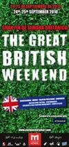 Great British Weekend 2010