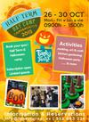 Funky Forest Half Term Camp