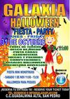 Halloween at Galaxia Playcenter in Marbella