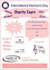 International Women's Day Fayre