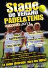Nueva Alcantara padel and tennis summer camp