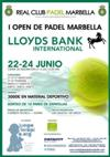 Lloyds Tournament