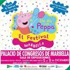 Peppa Pig in Marbella