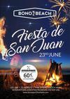 Fiesta de San Juan at Bono Beach Marbella