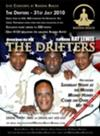 The Drifters Marbella Concert 2010