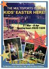 The Multisports Club Easter