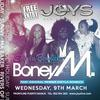 Sounds of Boney M at Joys Live