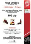 Wine Tasting event in Mijas