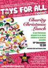 Wish List Christmas charity lunch