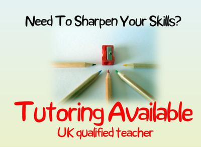 Tutoring Available